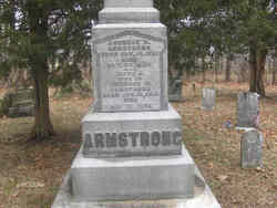 Eliza Jane <i>Drennon</i> Armstrong