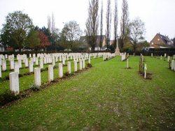 Saint Patrick's Cemetery, Loos
