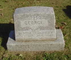 Bertha Mae <i>McCaw</i> George