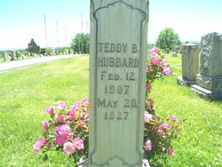Theodore B. Teddy Hubbard