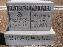 Mary Jane <i>Boyette</i> Braswell