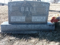 Fred Edward Ball