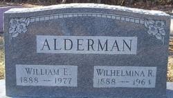 William Elijah Alderman