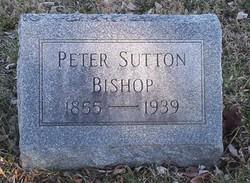 Peter Sutton Bishop