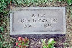 Lora Gardner <i>Day</i> Owston