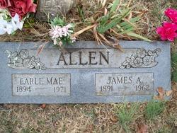 Earlie Mae <i>Leatherwood</i> Allen