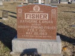 Katherine Elizabeth Bessie <i>Gross</i> Fisher