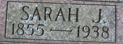 Sarah Jane <i>Hodge</i> Earls