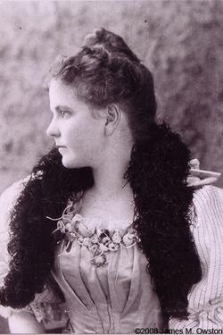 Agnes Douglas <i>Owston</i> Higgs