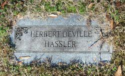 Herbert Deville Hassler