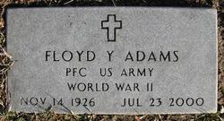Floyd Y. Adams