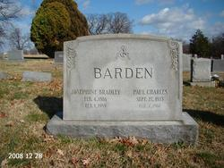 Josephine <i>Bradley</i> Barden