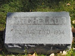 Walter David Batchellor