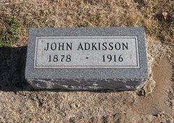 John Adkisson