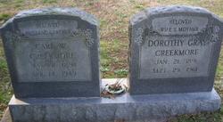 Dorothy <i>Gray</i> Creekmore