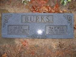 William Perry Bill Burks