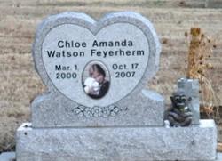 Chloe Amanda Watson Feyerherm