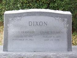 Hoyt Franklin Dixon