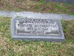 Wingate Muckenfuss