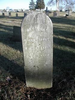 Rebecca <i>Morton</i> Armstrong