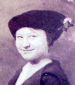 Martha Matilda <i>Brehm</i> Hamacher