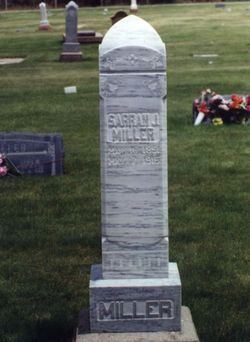 Sarah Jane <i>Smith</i> Miller