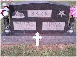 Betty J. Barr