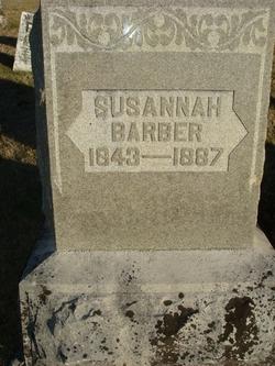 Susannah Barber