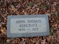 John Thomas Ashcraft