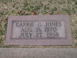 Carrie <i>Colbert</i> Jones