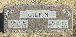 Lula <i>Vandaveer</i> Gilpin