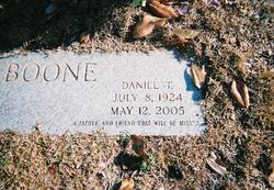 Daniel Thacker Boone, Jr