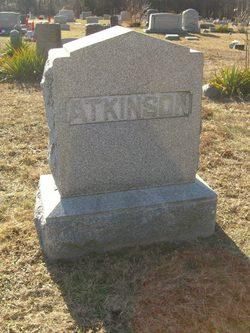 Pvt William H Atkinson
