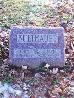Faye Bulthaupt