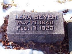 Lena Beyer