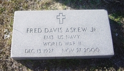 Fred Davis Askew, Jr