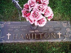 Anna T. <i>Streblik</i> Hamilton
