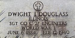 Dwight Ireneus Douglass