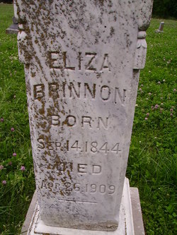 Eliza <i>Osborn</i> Brinnon