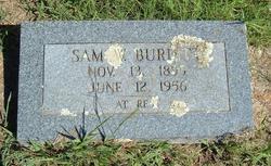 Sam W. Burditt