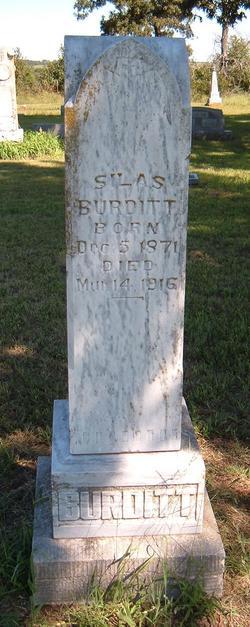 Silas Burditt