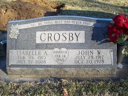 John W. Crosby