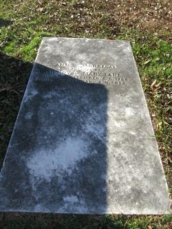 Anne Willis Nancy <i>Lane</i> Mordecai