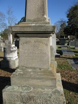 Samuel Mordecai