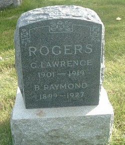 G Lawrence Rogers