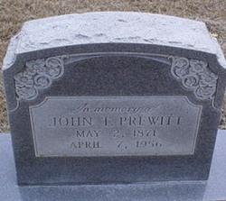 John T. Prewitt