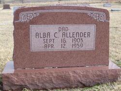 Alba C. Allender