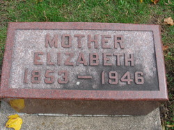 Elizabeth <i>Keller</i> Huxsol