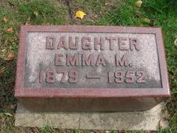 Emma M. Huxsol