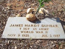 James Hardy Dunbar